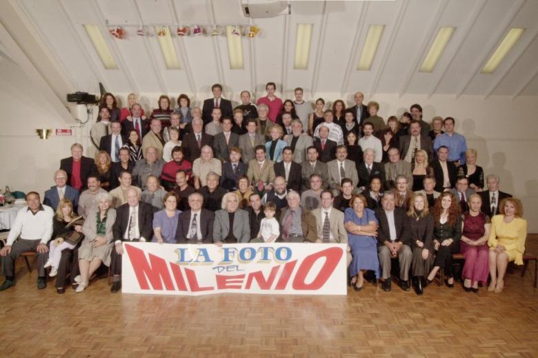 La Foto del Milenio