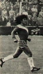 Hace 25 Años Debutaba Diego Armando Maradona
