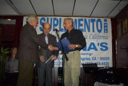 ENTREGA DE PREMIOS DEL SEGUNDO CERTAMEN DE POESIA