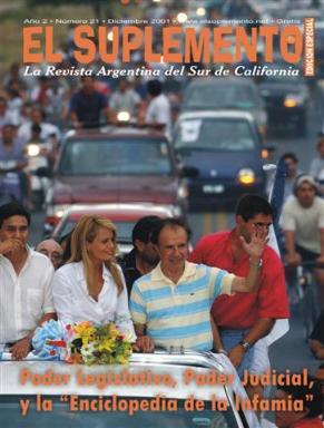 Editorial - Diciembre 2001