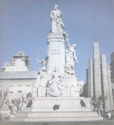 Monumento a Nicolás Avellaneda
