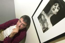El fotógrafo Enrique Ahumada expone sus trabajos