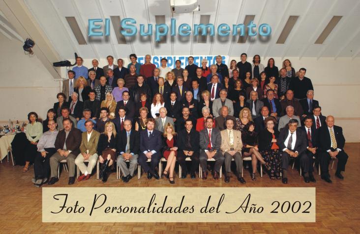 La Foto del Año 2002