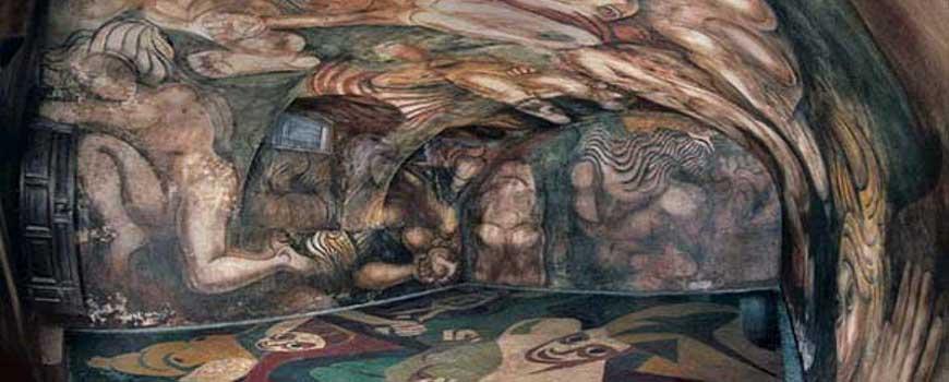 Peque a historia de un mural con poca suerte for Caracteristicas de un mural