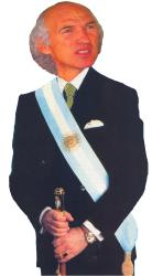 Delirio bostero: Bianchi Presidente