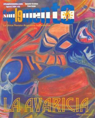 La Avaricia por Miguel Garriga