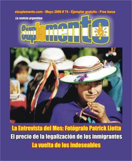 Editorial - Mayo 2006