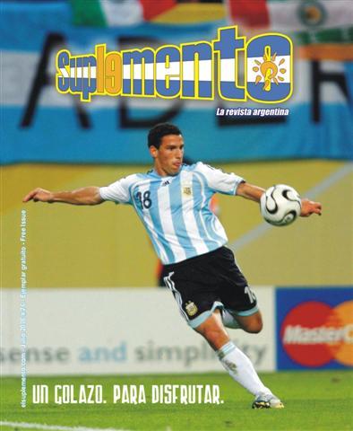 Nota de Tapa: Copa Mundial Alemania 2006