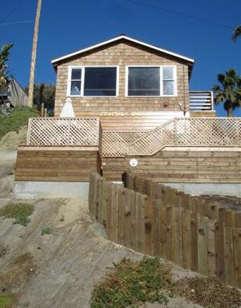 Casas de Playa de Crystal Cove