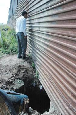 El muro fronterizo servirá para que Latinoamérica progrese