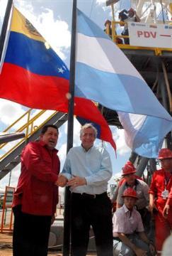 Chavez-Kirchner