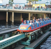 Recorriendo California: Disneyland