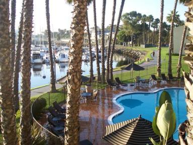 The Coast Long Beach Hotel