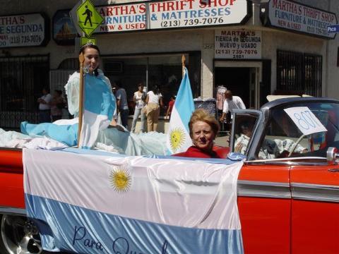Reina Argentina