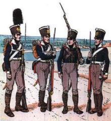 HISTORIA: 1809 en el Interior