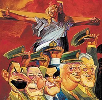 Dibujo: Andrés Cascioli