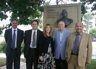 El General Don José de San Martín fue recordado en el aniversario de su tránsito a la inmortalidad