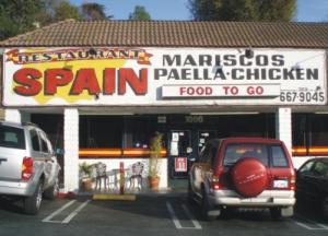 Negocios: SPAIN RESTAURANT