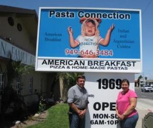 Restaurantes argentinos: Pasta Connection