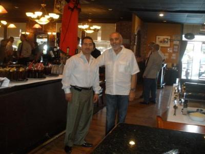 Restaurantes argentinos: Villa Roma