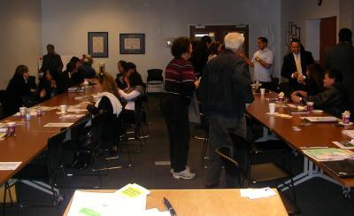 Última reunión, enero 2011