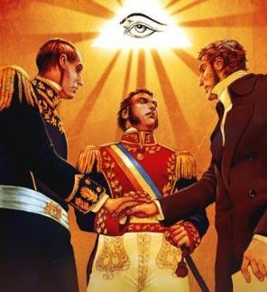 La Sociedad Patriótica y la Logia Lautaro