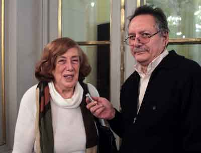 Francesca y Rodolfo