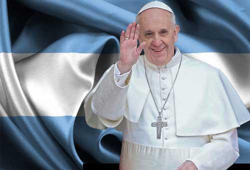 El Papa Francisco visitó Sudamérica
