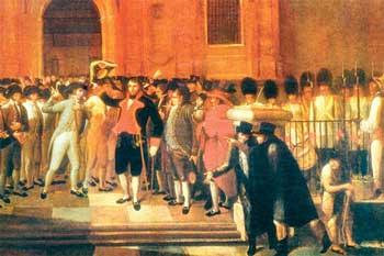 HISTORIA: Misiones Diplomáticas (Negociaciones entre los patriotas y el trono español)
