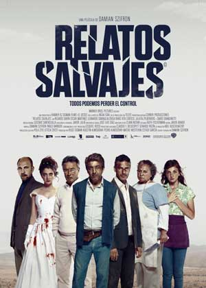Relatos Salvajes nominada al Oscar