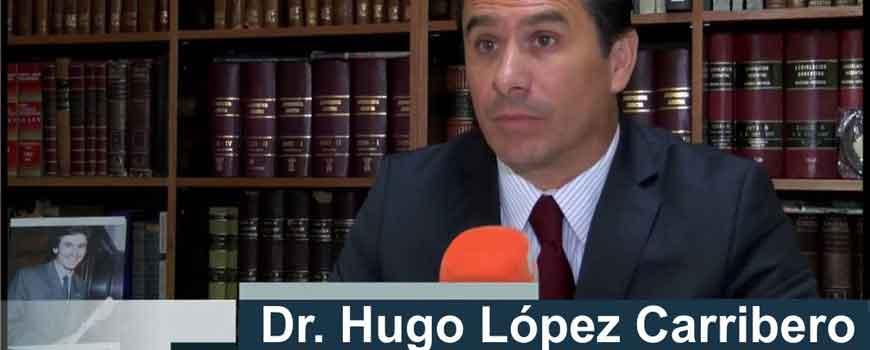 Dr. Hugo López Carribero